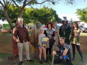 The Halfling Book Launch