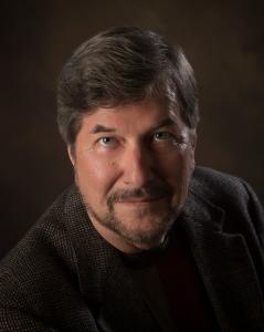 John M Ward author photo