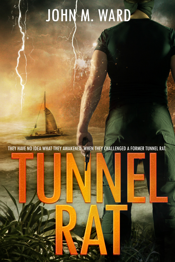 Tunnel Rat book cover
