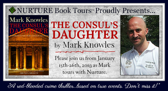 The Consuls Daughter updated tour banner